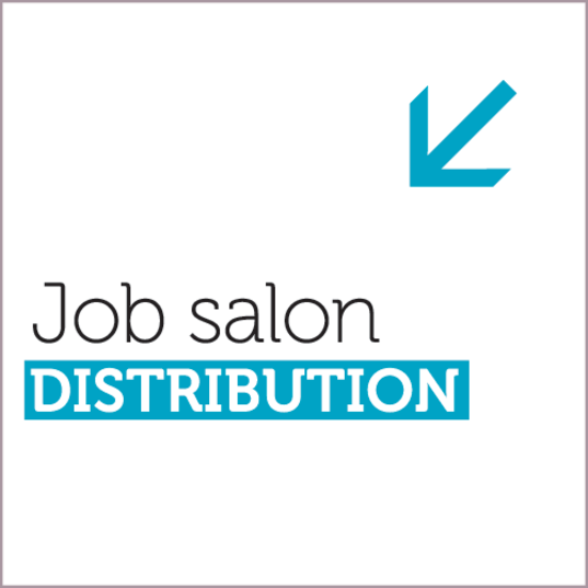 Billetterie 36e job salon distribution for Job salon distribution