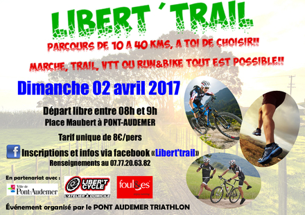 Billetterie Libert Trail