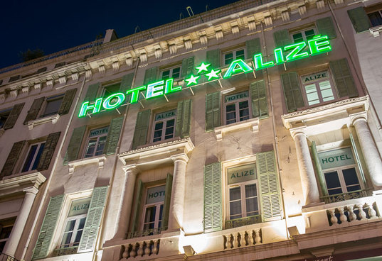 Ticketing  Hotel Alize Marseille Vieux Port