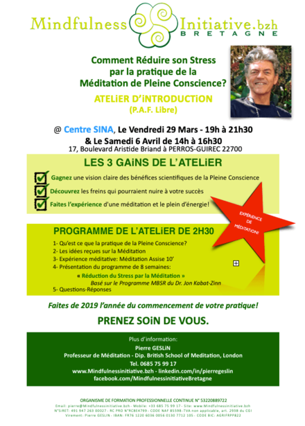 956805c3fb9 Billetterie   ATELIER d Introduction  GESTION du SRESS par la ...